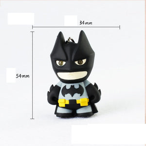 Batman Led Key Chain