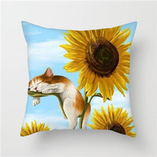 Load image into Gallery viewer, Pets World Cushion Cover