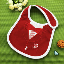 Load image into Gallery viewer, Full Dress Style Baby Bibs
