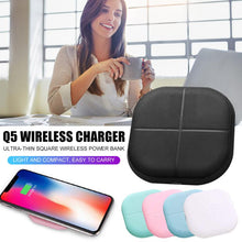 Load image into Gallery viewer, Portable Q5 Wireless Charger