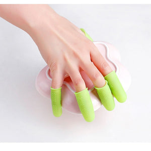 Silicone Finger Protector Sleeve Cover