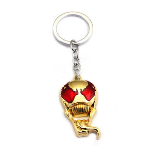 Spiderman Venom Key Chain