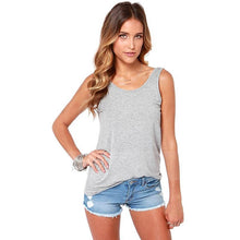 Load image into Gallery viewer, Sexy Lady Vest Tank Sleeveless Tops