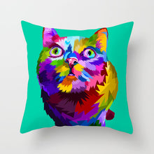 Load image into Gallery viewer, Animal Pillow Cover