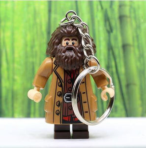 Wood Ron Key Chain