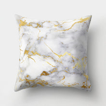 Load image into Gallery viewer, Brief Marble Geometric Sofa Decorative Cover