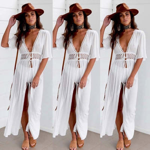 Evening Cocktail Party Beach Long Maxi