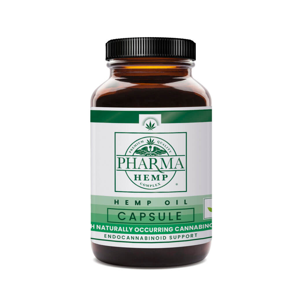CBD Oil Capsules (750mg)