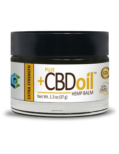 Hemp Oil Balm Extra Strength - 100mg (1.3 oz)