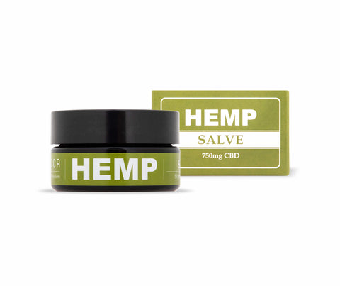 CBD Salve - 750mg 1