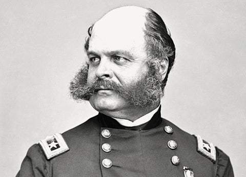Ambrose Burnside- Namesake of sideburns