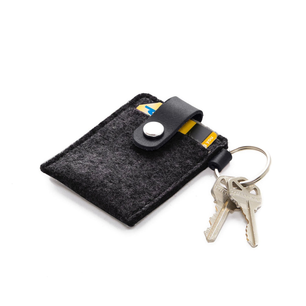 Graf Lantz - Key Card Case (Charcoal/Black)