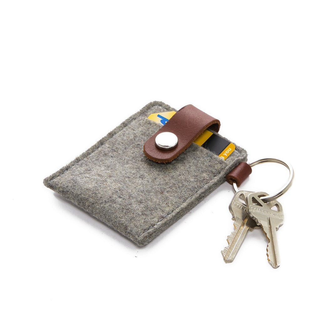 Graf Lantz - Key Card Case (Granite/Sienna)