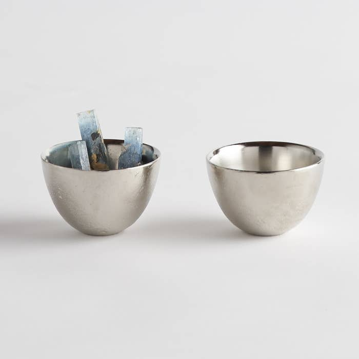 Collective - Nickle pinch bowl