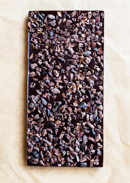Wildwood Chocolate - Chocolate Nib Bar