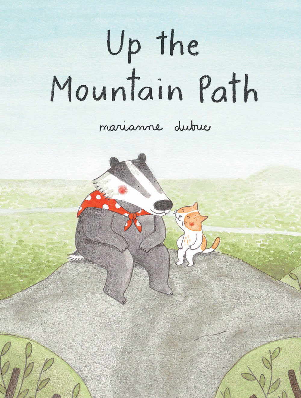 Chronicle Books - Up the Mountain Path