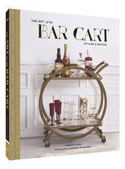 Chronicle Books - Art of the Bar Cart