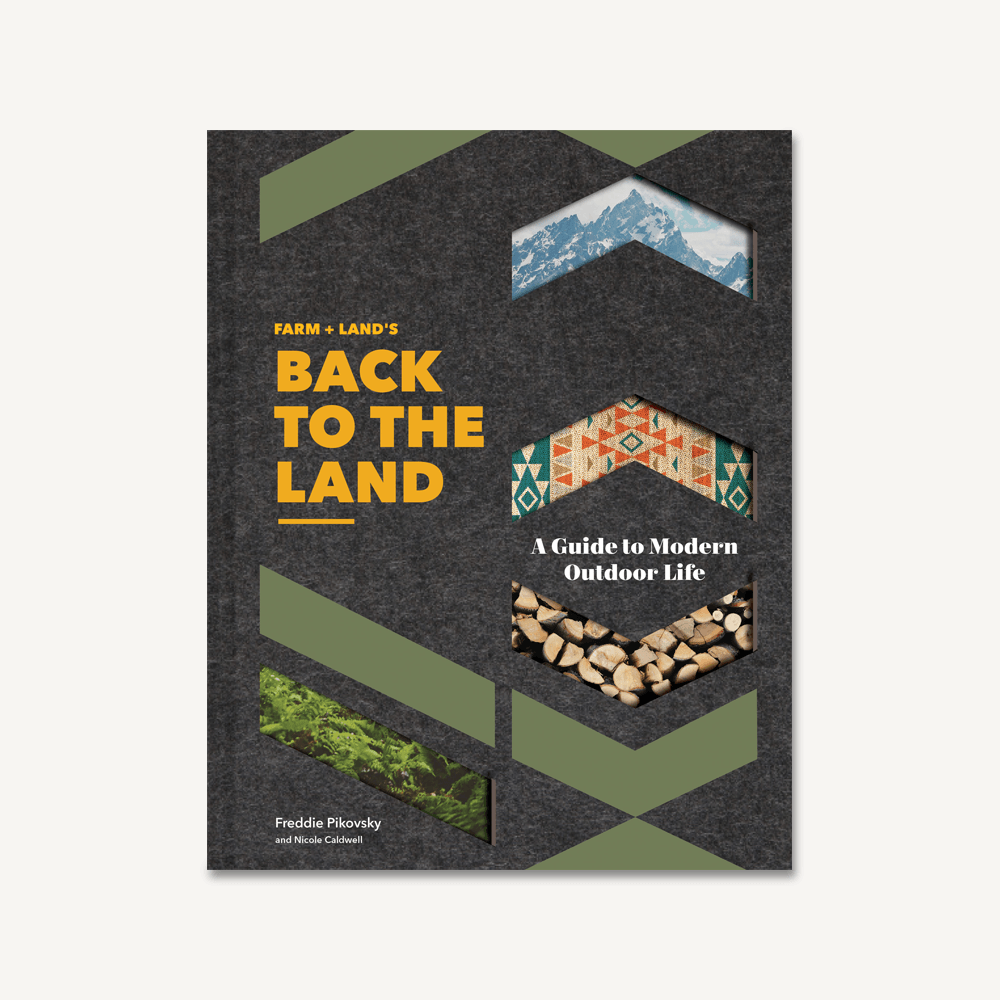 Chronicle Books - Farm + Land's Back to the Land