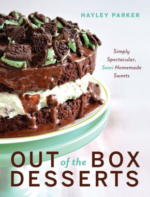 W. W. Norton - Out of the Box Desserts