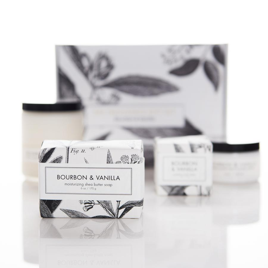 Formulary 55-Indulgence Spa Collection - Bourbon Vanilla