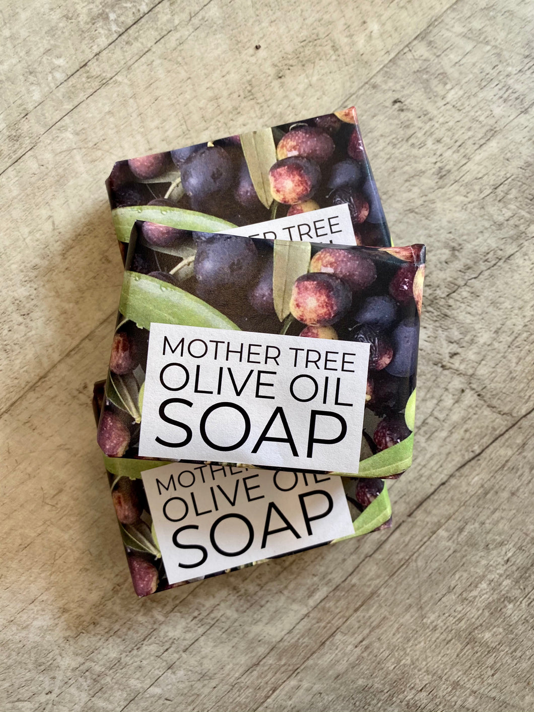 Mother Tree Olive Oil Soap