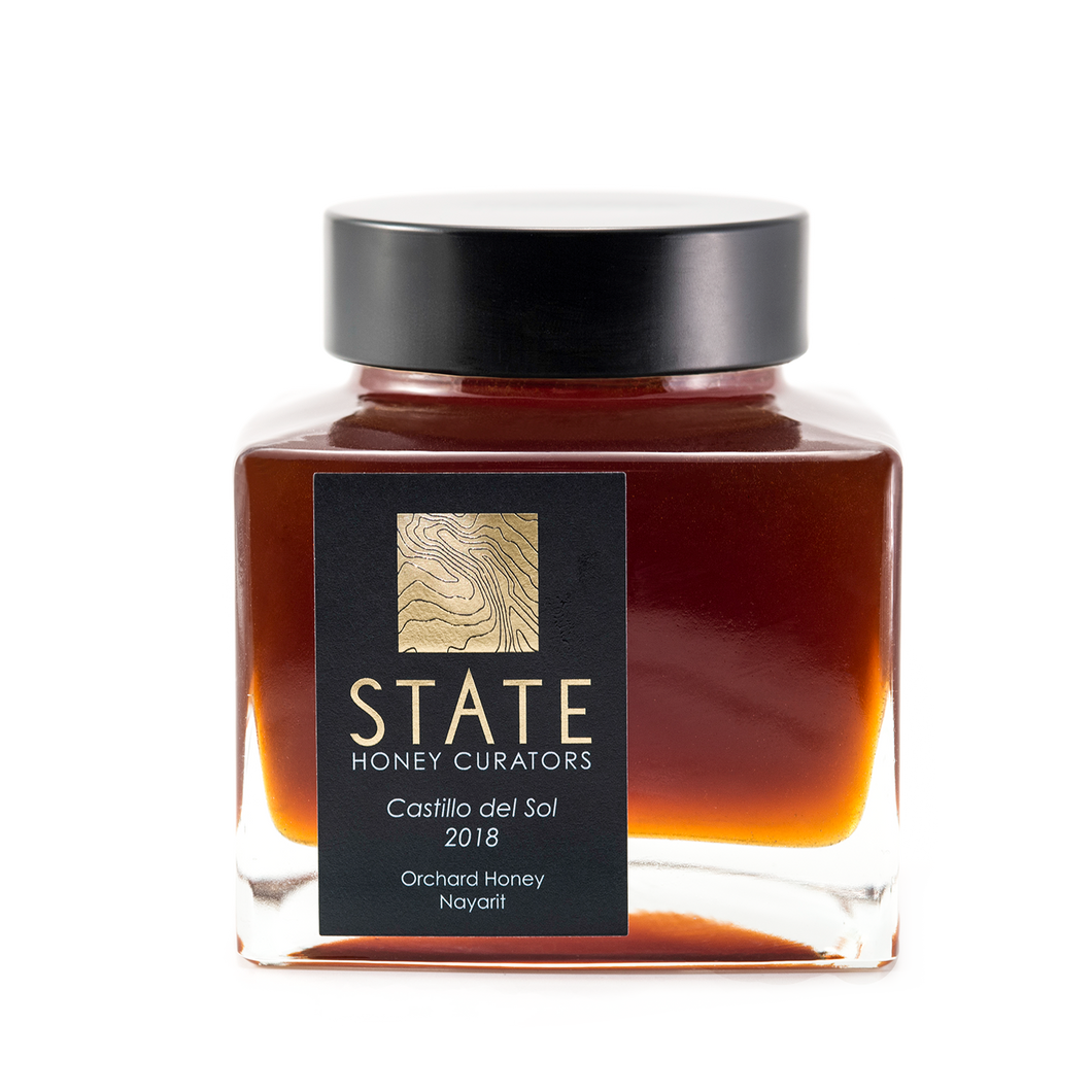 State Honey Curators- Orchard Honey 'El Castillo del Sol'