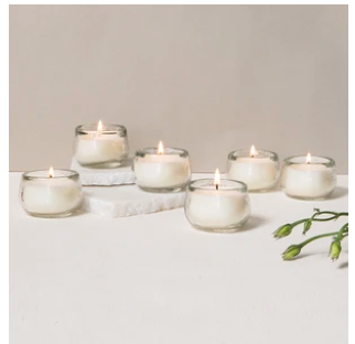 Collective-Mini Votive Candles