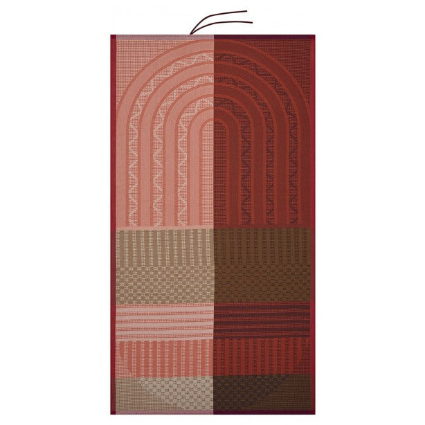 Le Jacquard - Beach Towel ZELLIGE Animal