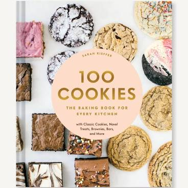 chronicle books- 100 cookies