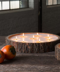Himalayan - Tree Bark Candle XL