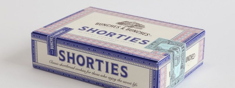 Bunches and Bunches - Shorties Shortbread