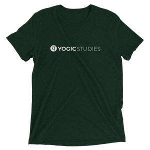 Yogic Studies Logo T-Shirt (Color)