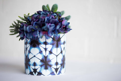 INDIGO TEALIGHT
