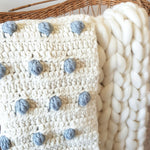 CROCHET PATTERN | Bobble Baby Blanket