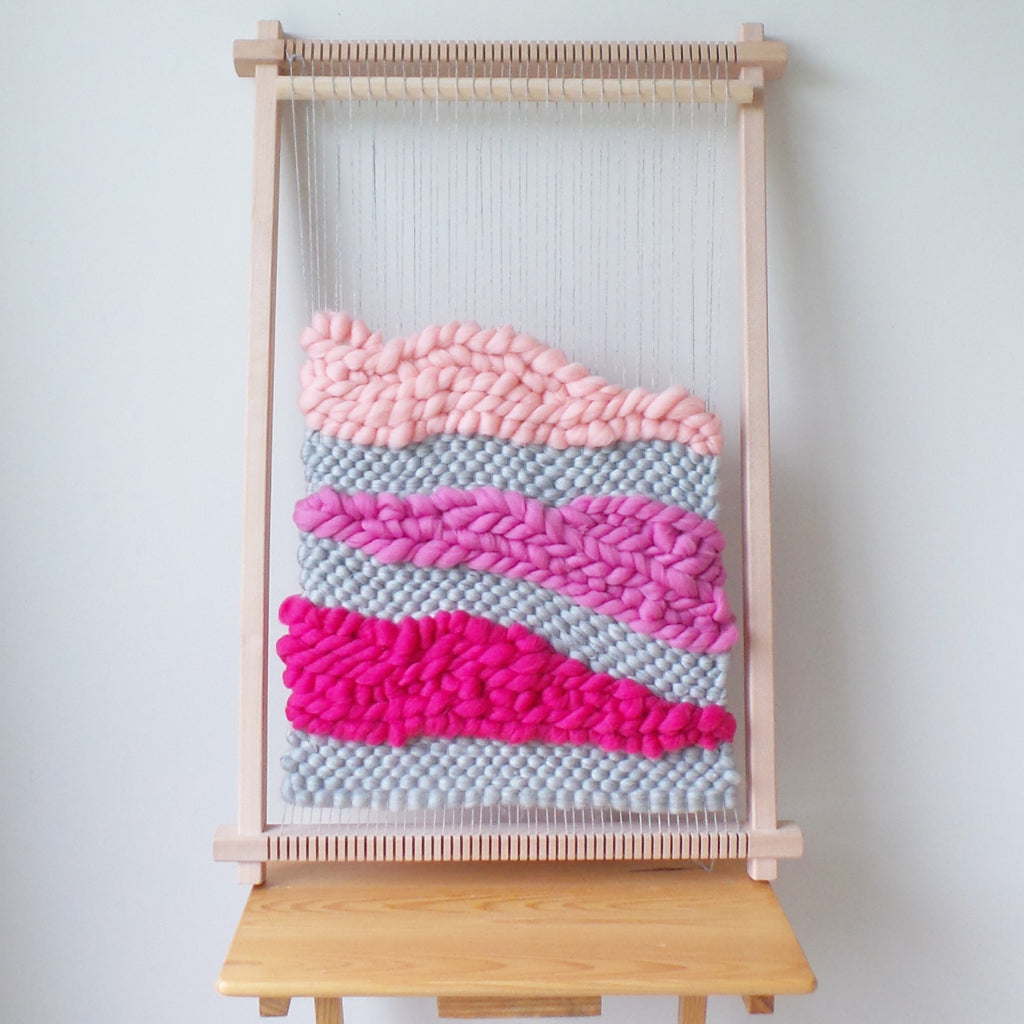 Wall Hanging Loom | Large | Heart from Hazel