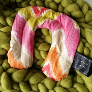 Handmade Wheat Pack | Neck Warmer