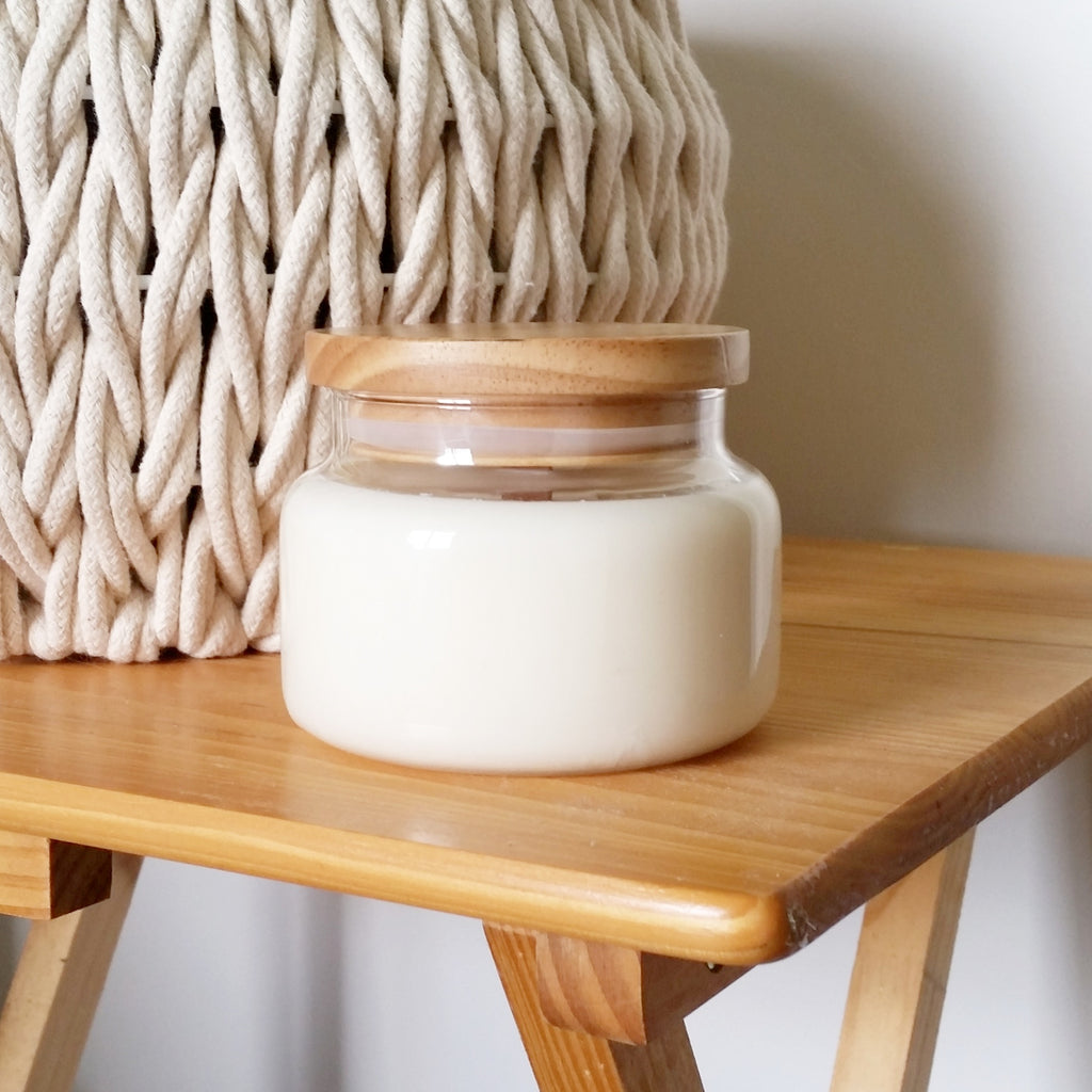 Natural Soy Candle | Apocathery Jar