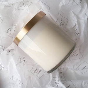 Scented Soy Candle | HEART from HAZEL