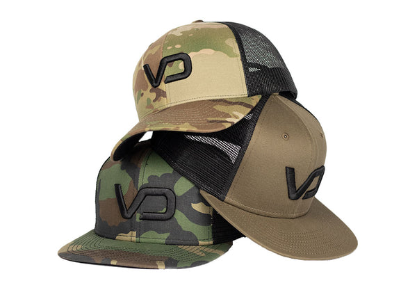 Voodue hat VC 650-T Headwear Collection Voodue Company - Made For The Daring. VC Apparel & Headwear Shop men and women apparel VC Brand Voodue Brand