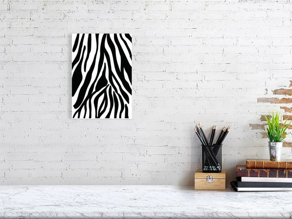 Zebra - Abstract My Day