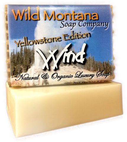 Wind ~ Element Series - Wild Montana Soap Company