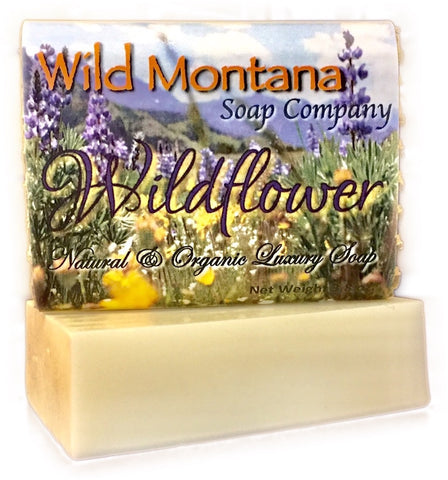 Wildflower - Wild Montana Soap Company