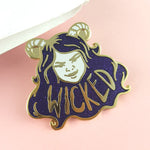 Wicked - Enamel Pin