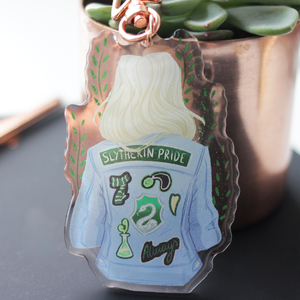 House of Ambition Glitter Charm