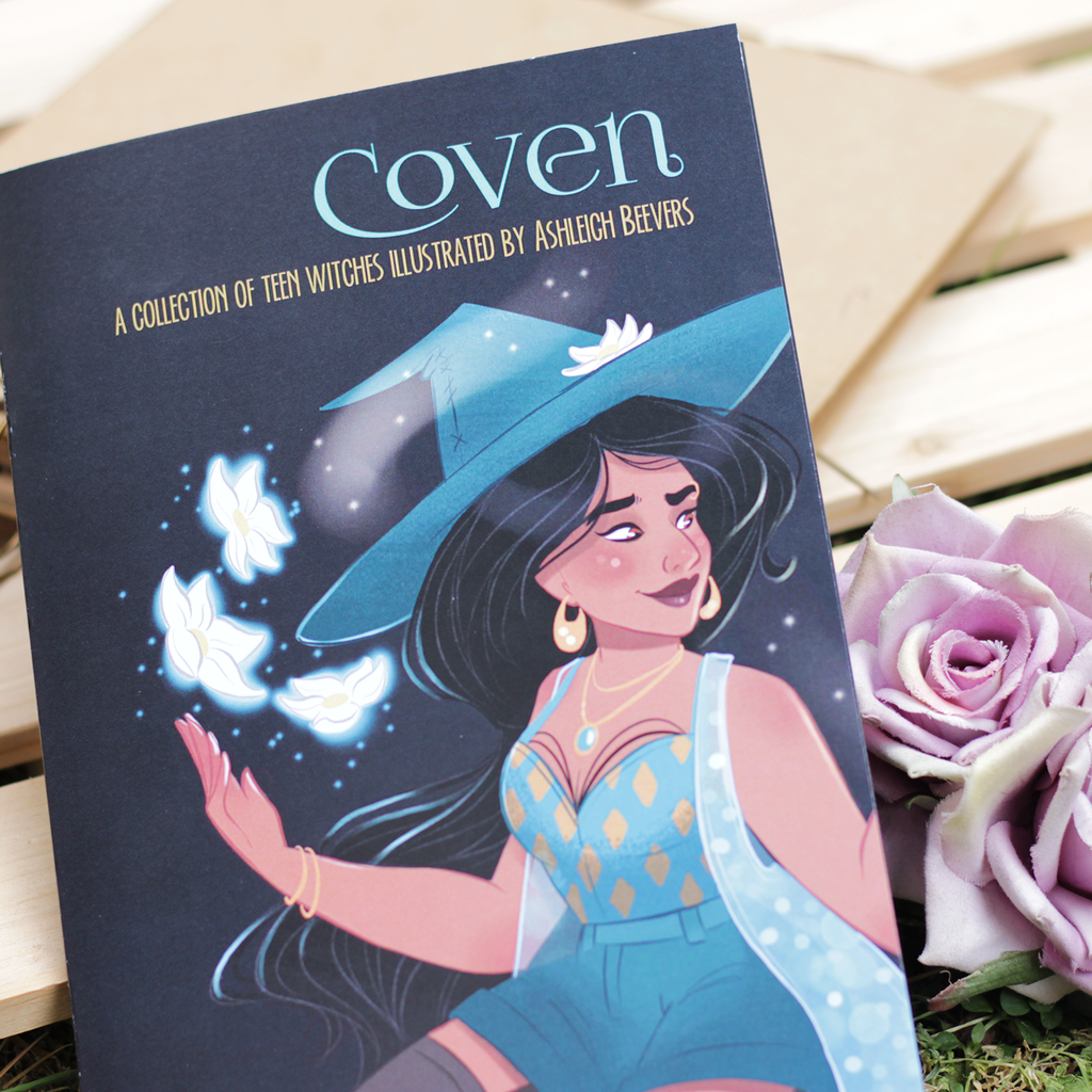 Coven 2nd Edition - A5 Art Book