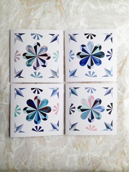 Fanø Tile Card Collection