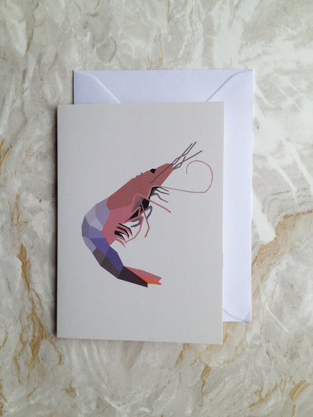 Sister Shrimp Card
