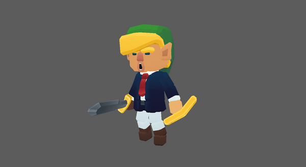 donald trump link zelda perversion