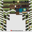 2D Environment - 2D Pixel Dungeon Level Chip Set 03
