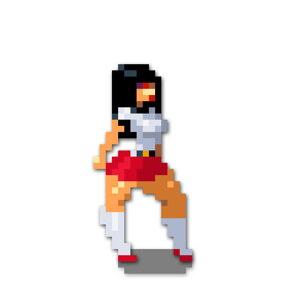how to make pixel characters